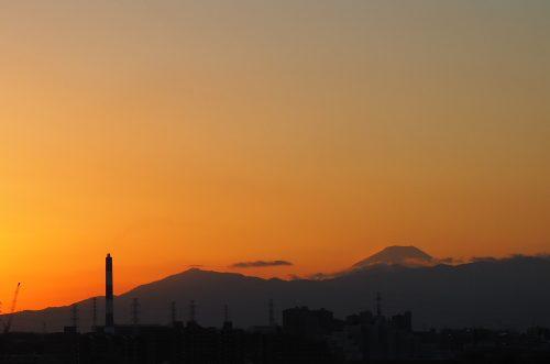 20170111_富士山